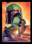 Boba Fett / Slave 1 on Tatooine