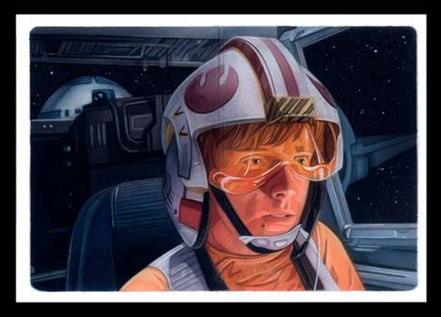 Luke and R2