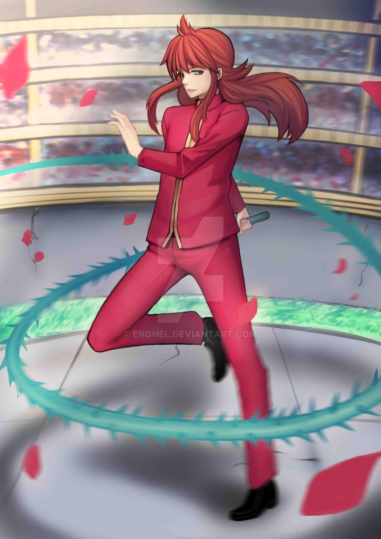 Kurama by enghel