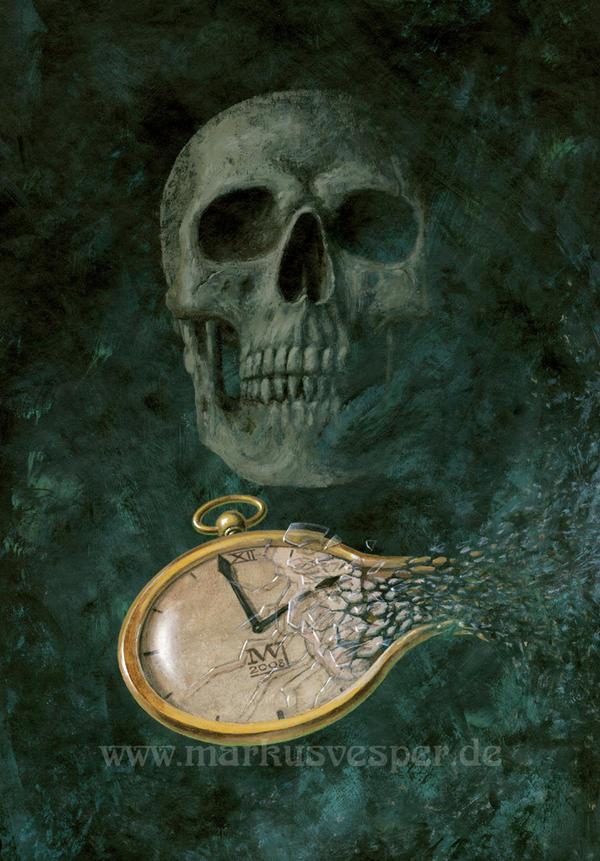 Death + Entropy by Acrylicdreams