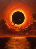 Eclipse by Acrylicdreams