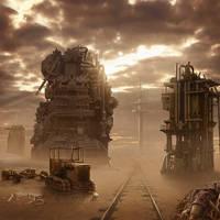 Dystopia by Acrylicdreams