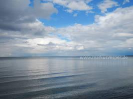 Ocean reflections by Acrylicdreams