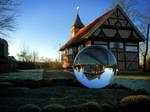 Chapel and crystal ball