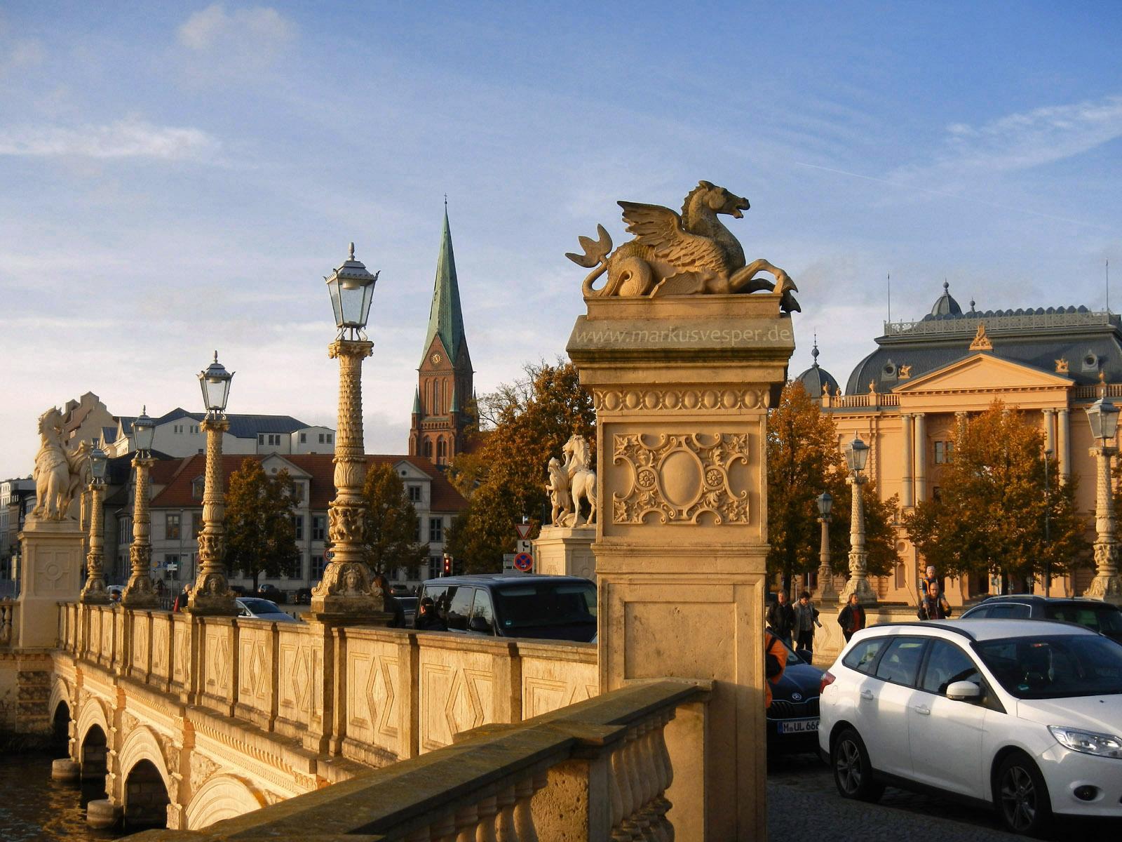 Schwerin by Acrylicdreams