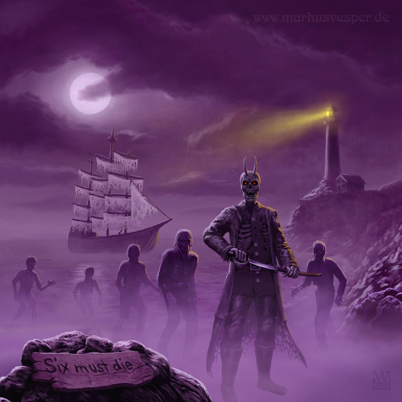 Lord Vigo - Six Must Die by Acrylicdreams