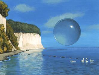 Ruegen surreal 1 by Acrylicdreams