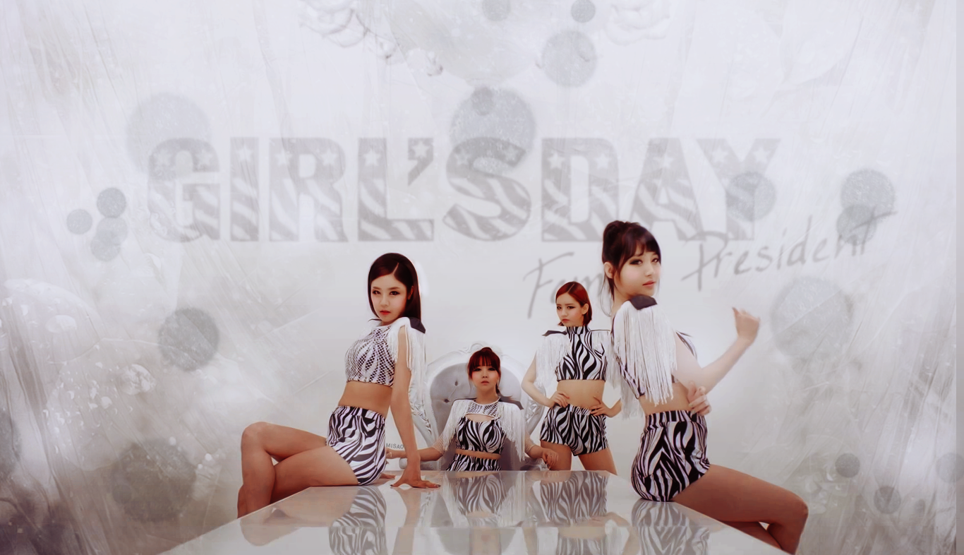 girls day wallpaper by - photo #4