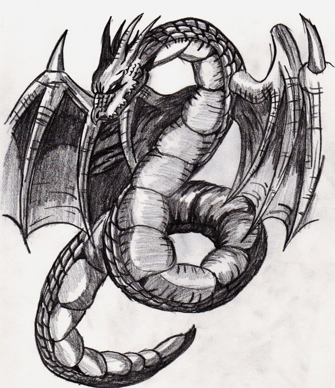 Thunder Dragon By Lemusart On Deviantart