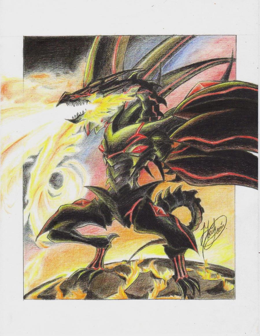 red eyes darkness dragon