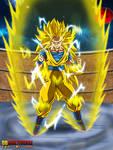 ssj3 Goku color