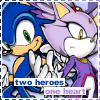 SonicXBlaze by sonaze