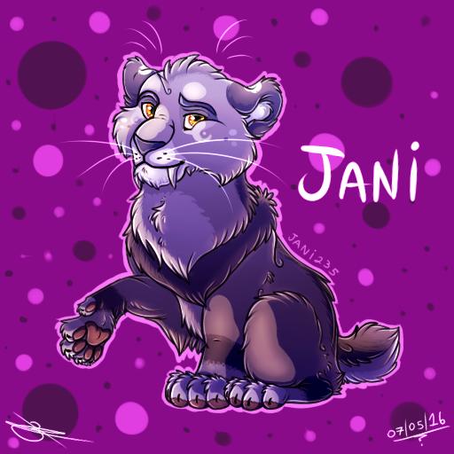 Jani SaberTooth version by Jani235