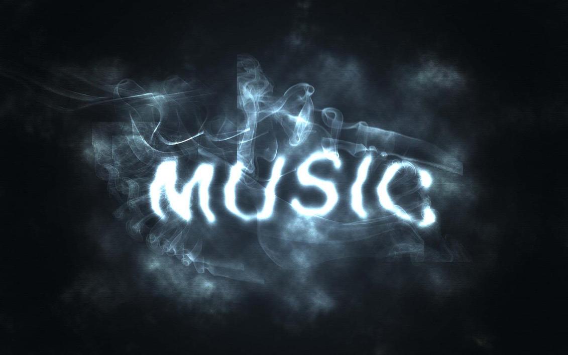Music - smoke effect by KanamexYuuki-fan