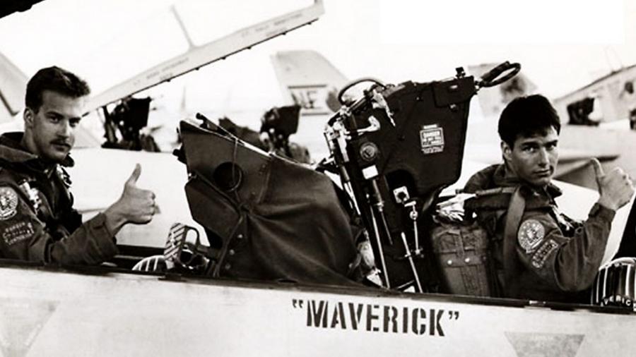 Top Gun Maverick Goose...