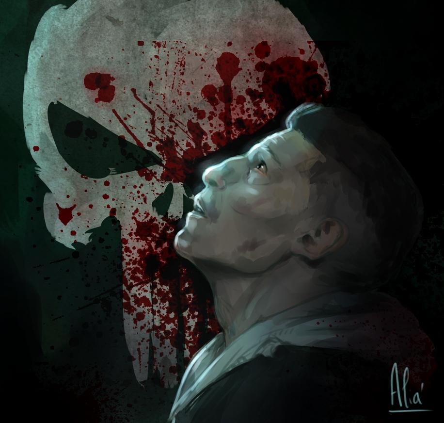 Daredevil's Punisher by Alia64