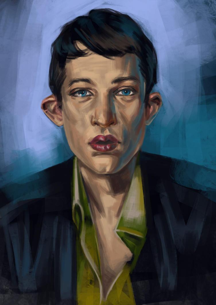 Portrait by VshintoV
