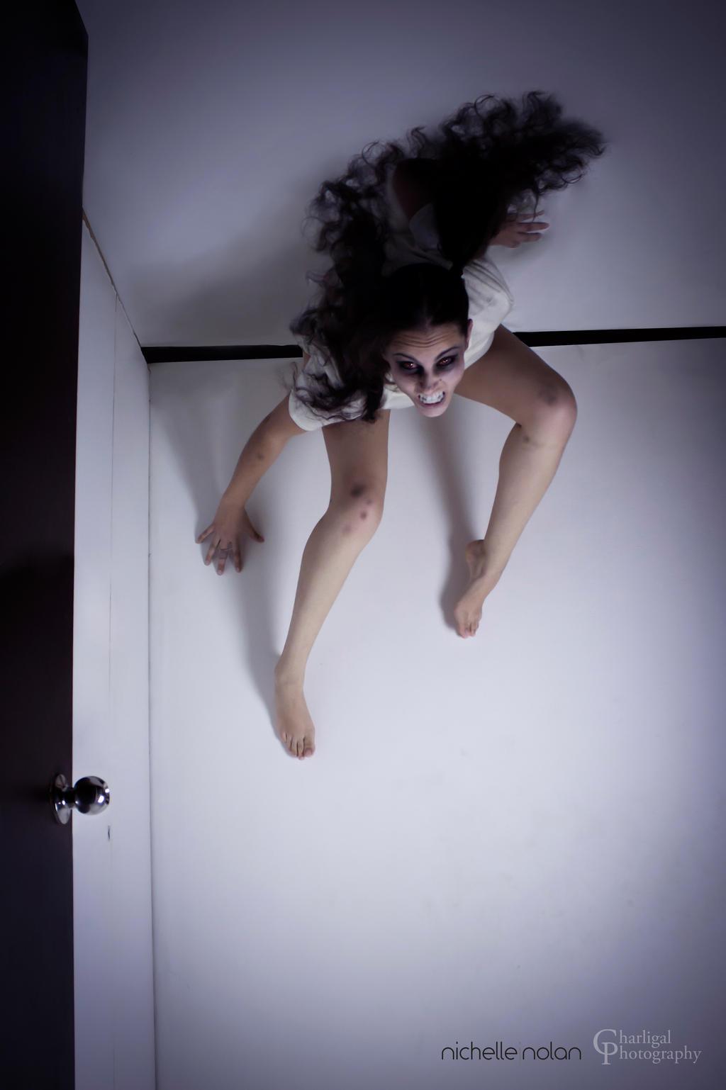 The Demon Inside by NichelleJNolan