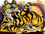 Tiger Teef
