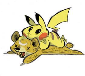 Ask Pikachu by Pocketowl
