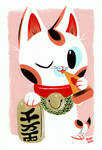 Pizza Kitten