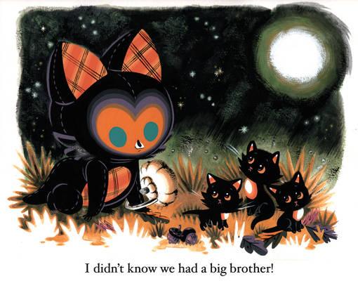 Halloween Tigerbuttah