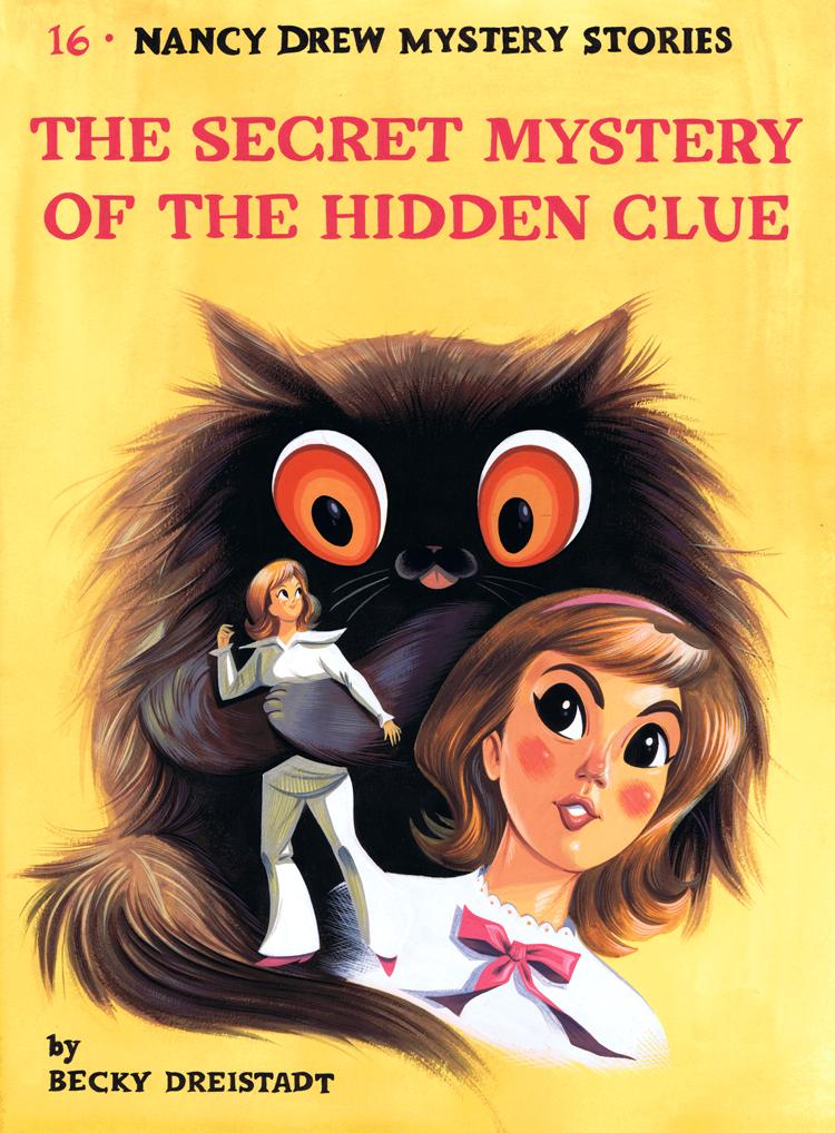 Nancy Drew Secret Mystery of the Hidden Clue by Pocketowl