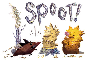 Spoot! by Pocketowl