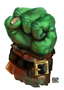 Orc fist