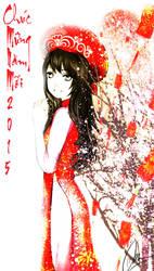 Tet - Lunar New Year by RyoYukiUme