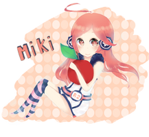 Miki by MatchaPan