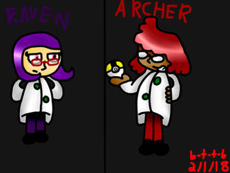 .:Team Acidity Scientists:. by bad-to-the-b0ne