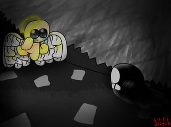 .:Two Broken Souls Collide:. (SPEEDPAINT) by bad-to-the-b0ne