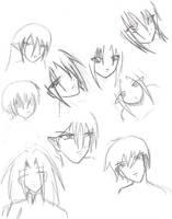 Faces by TalaKanna