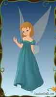 Wendy Darling as fairy