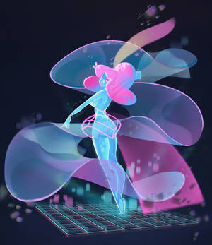 Holographic dancer