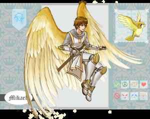 PokePalace Renaissance   Sir Mikael Kinleigh