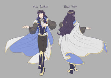Return to Laessaria Outfit Ref