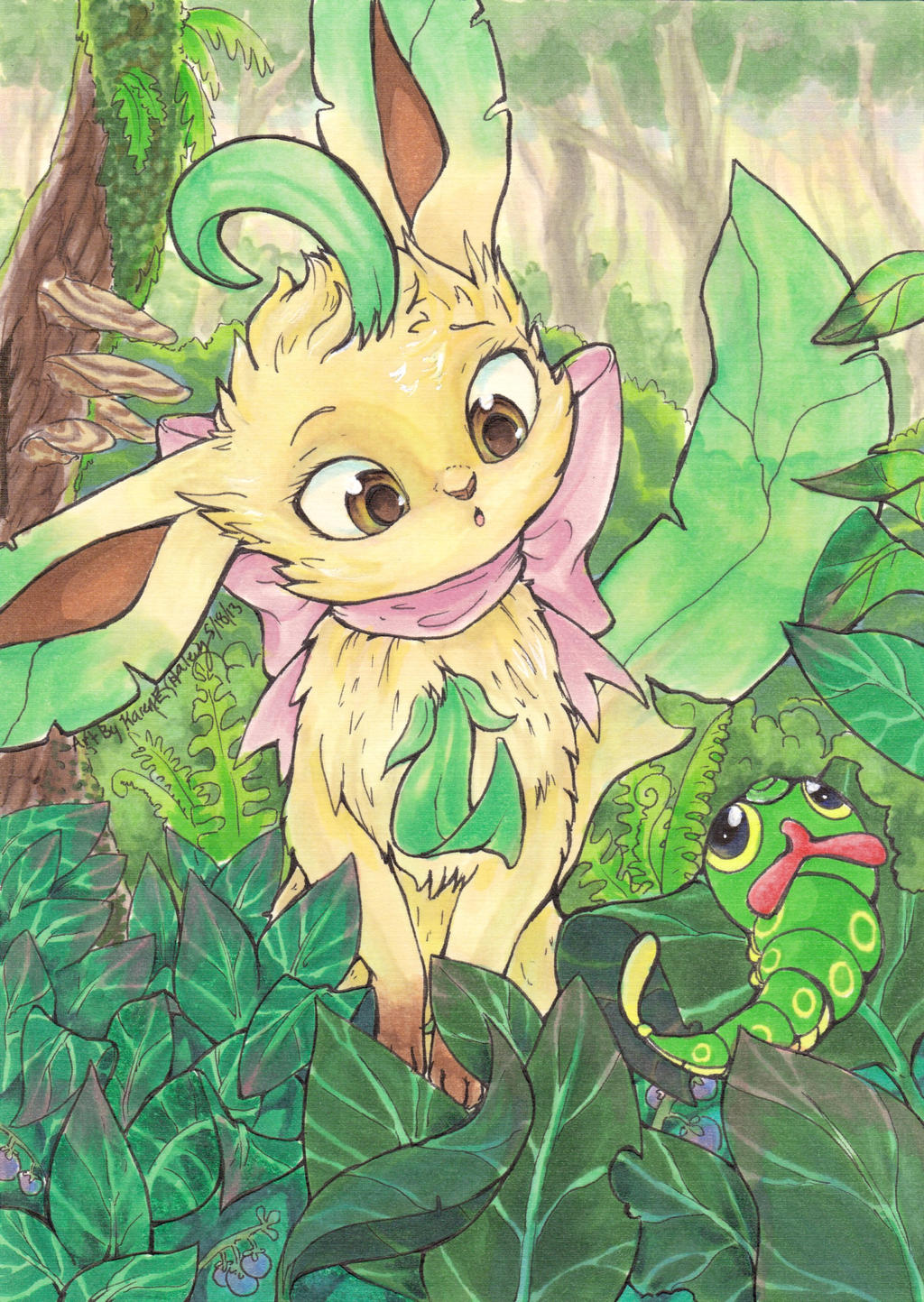 pokemon platinum how to get leafeon and glaceon