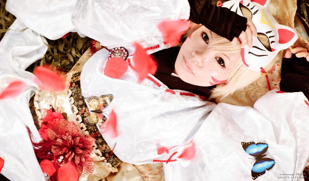Red Blossom by LMKusanagi