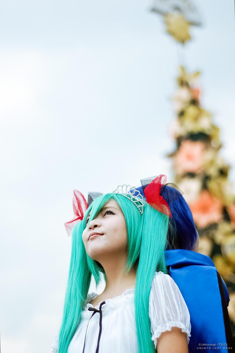Christmas Is Mine by LMKusanagi