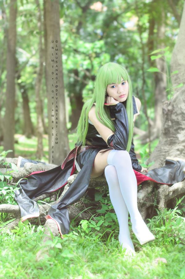 Immortal Witch by LMKusanagi