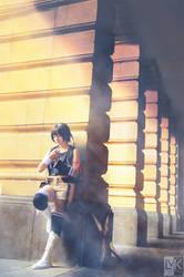Yuffie - Final Fantasy VII: Advent Children