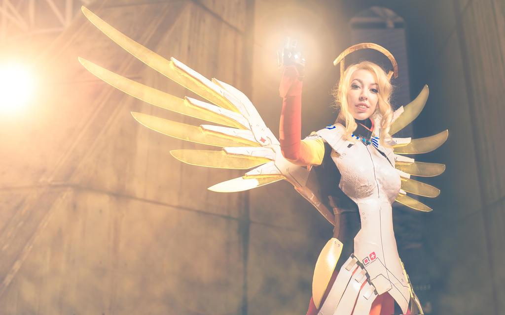 Mercy: Heroes Never Die by LMKusanagi