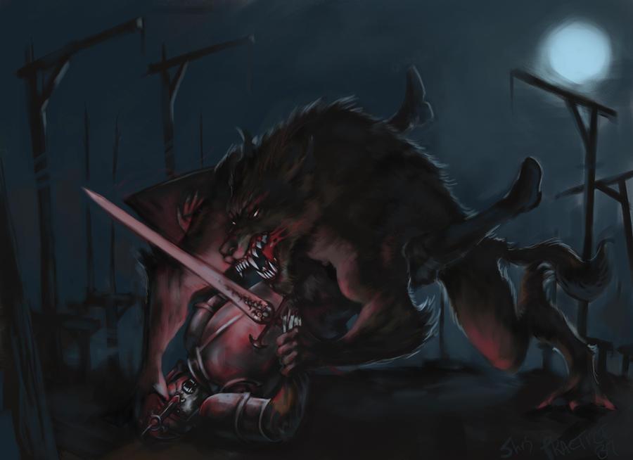 werewolf by wll4u