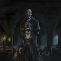 vampire by wll4u
