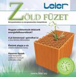 Magazine design-Green booklet