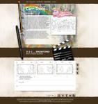 Storyboard artist portfolio v2