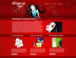 Digital artist website