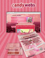 Candywebs corporate identity by naranch